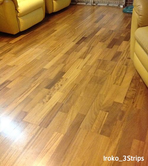 Engineered Flooring พื้นไม้เอ็นจิเนียร์ พื้นไม้จริงทำสีสำเร็จรูปแบบเอ็นจิเนียร์