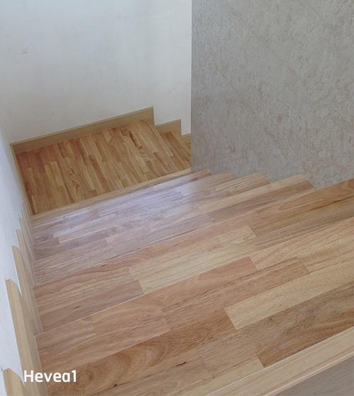 Staircases บันได บันไดพื้นไม้ บันไดพื้นไม้สำเร็จรูป งานพื้นบันไดไม้
